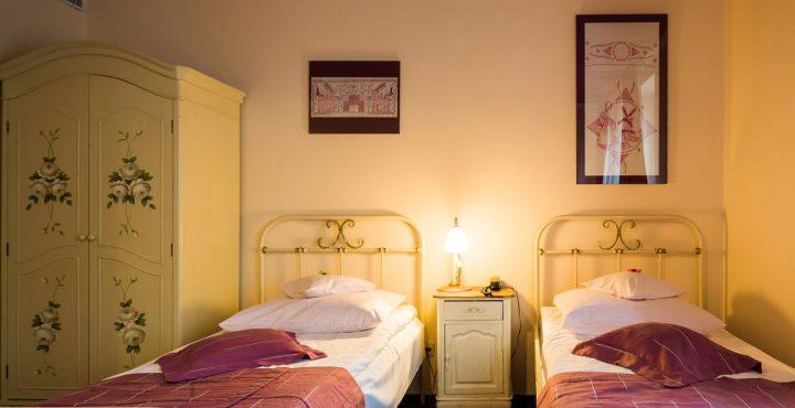 Pokój Butikowy z 2 łóżkami pojedynczymi